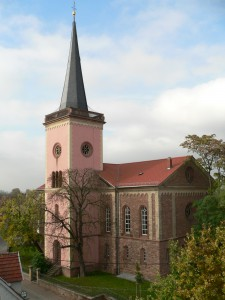 Ev. Kirche Eich