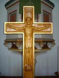 Kreutz_in_der_ev_Kirche_eich