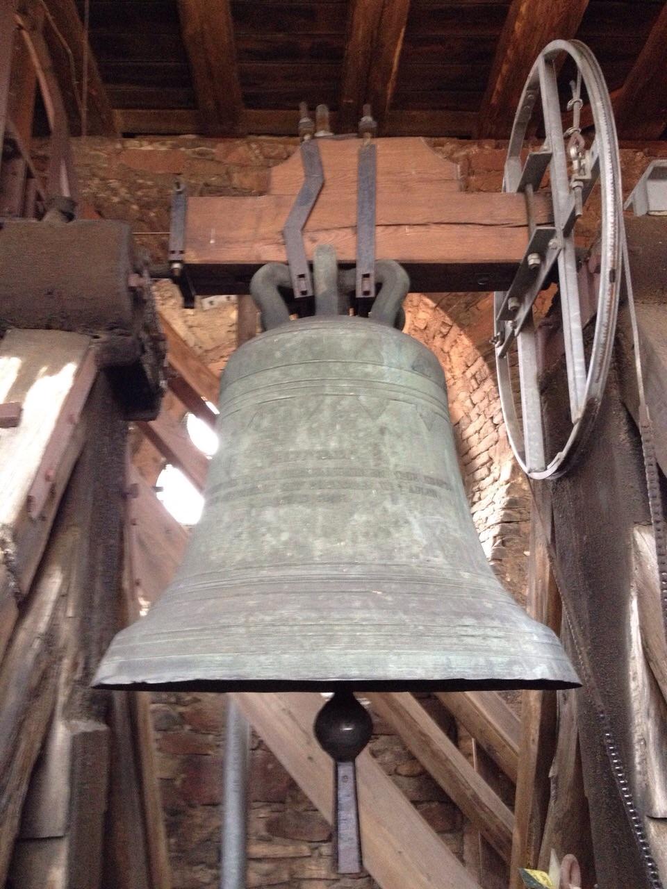 Freitag, 21. September 18 Uhr Die Glocken läuten zum internationalen Friedenstag