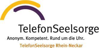 Logo Telefonseelsorge Rhein-Neckar