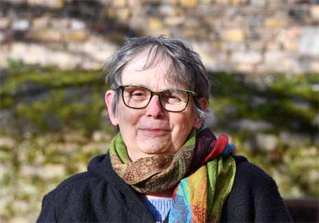 Der Kirchenvorstand stellt folgenden vorläufigen Wahlvorschlag vor: Margit Schöneck